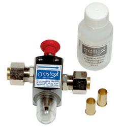 Tetthetskontroll Gaslox 12mm innv