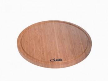 Skjærebrett av bambus Ø33,5 cm COBB